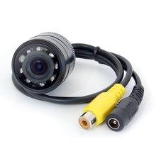 Универсальная автомобильная камера заднего вида GT S626 - Краткое описание