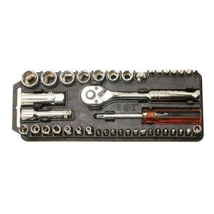 Socket & Screwdriver Set Pro'sKit 8PK-227 (40 pcs)