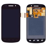 LCD compatible with Samsung I9020, (black, with touchscreen, Original (PRC))