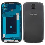 Housing for Samsung I9500 Galaxy S4 Cell Phone, (black)