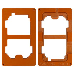 LCD Module Mould for Samsung I9300 Galaxy S3, I9305 Galaxy S3 Cell Phones, (for glass gluing )