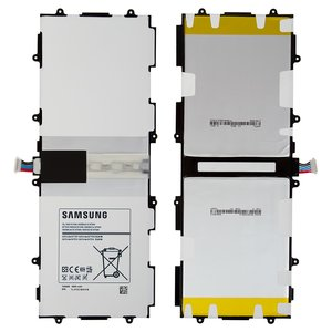 Battery T4500E for Samsung P5200 Galaxy Tab3, P5210 Galaxy Tab3, P5220 Galaxy Tab3 Tablets, (Li-ion, 3.8 V, 6800 mAh)
