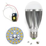 LED Light Bulb DIY Kit SQ-Q03 9 W (warm white, E27)
