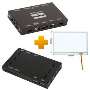 Kit de navegación y multimedia basado en CS9500H para Audi MMI 3G
