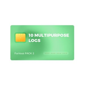 1 кредитов Multipurpose Log для Furious PACK 2