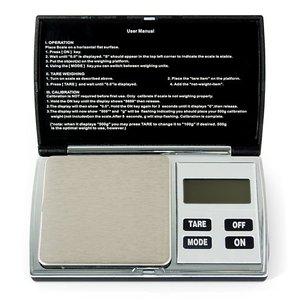 Карманные электронные весы Hanke YF-W5 (200 г/0,01 г)