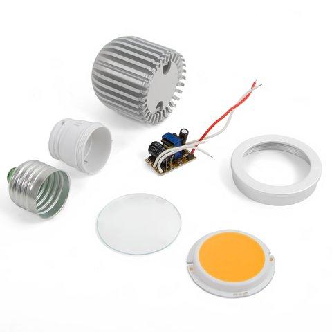 Комплект для збирання світлодіодної лампи TN A43 5 Вт теплий білий, E27
