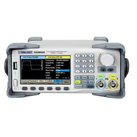 Генератор сигналів SIGLENT SDG6052X