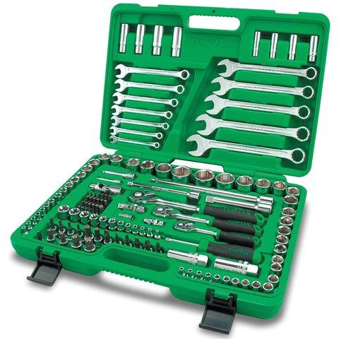 Набір інструментів TOPTUL GCAI130B