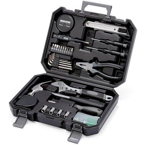 Набір інструментів Xiaomi Jiuxun Tools Toolbox Pro для дому 60 шт.