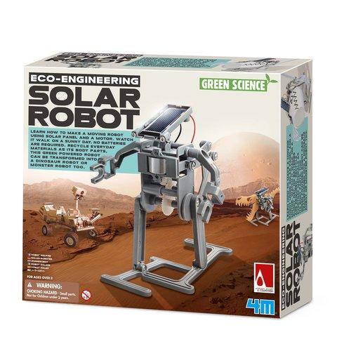 STEAM-конструктор 4M Робот на сонячній батареї 00-03294