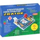 Електронний конструктор ЗНАТОК Школа (999+ схем)