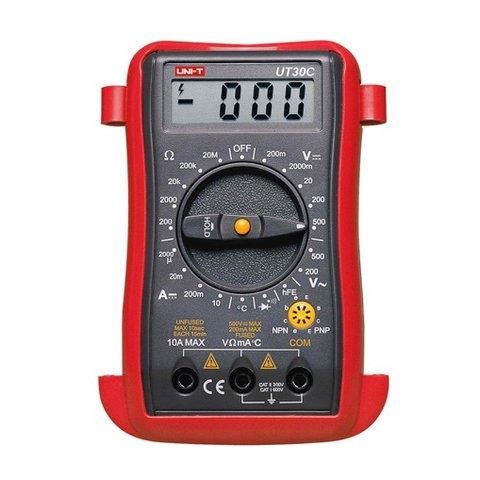 Pocket Digital Multimeter UNI T UT30C
