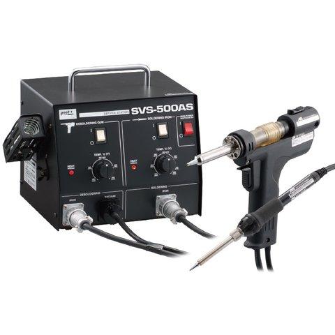 Desoldering Station Goot SVS-500AS