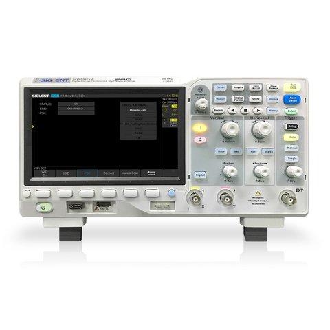 Super Phosphor Oscilloscope SIGLENT SDS2202X E